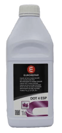 EUROREPAR Спирачна течност DOT4 ESP - 1 L