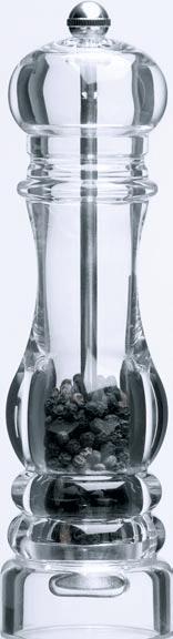 Пиперница - Стъклена