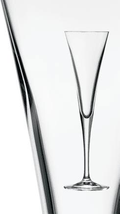 "Чаши за Шампанско, Кристални, тип ""Флейта"", Villeroy & Boch -  2 бр к-кт"