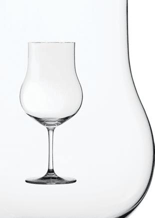 "Чаши за Дегустация на Вино, Кристални, тип ""Лале"", Villeroy & Boch -  2 бр к-кт"
