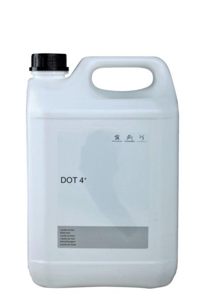 Спирачна течност DOT4 - 5 L
