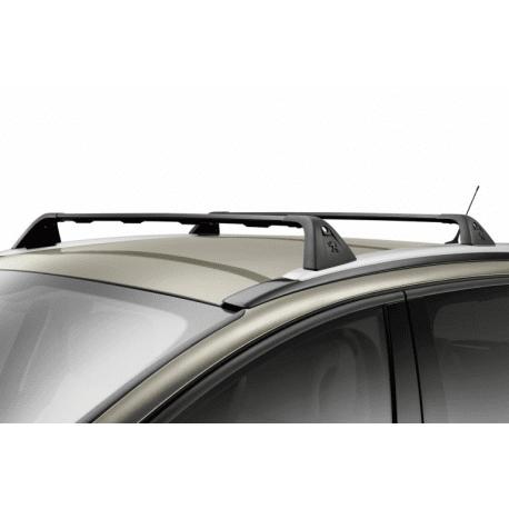 Напречни релси – багажник - 5008 до 2016, снабдени с надлъжни релси - таван
