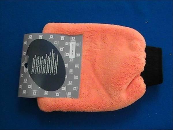 Микрофибърна Кърпа тип Ръкавица, Двустранна, PRO wash 2