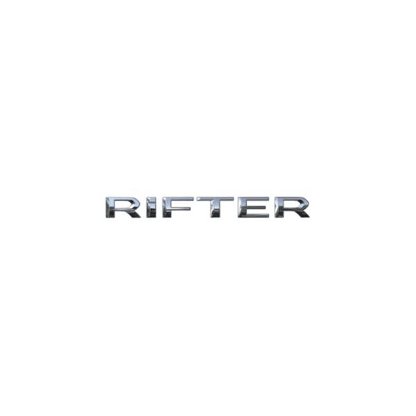"""Надпис """"RIFTER"""", Заден"""