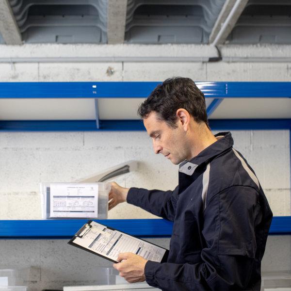 Удостоверение за Euro категория за автомобили Peugeot