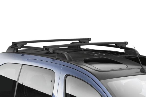 Напречни релси – багажник 2 бр к-кт – 407 или Partner Tepee (B9) оборудвани с надлъжни релси