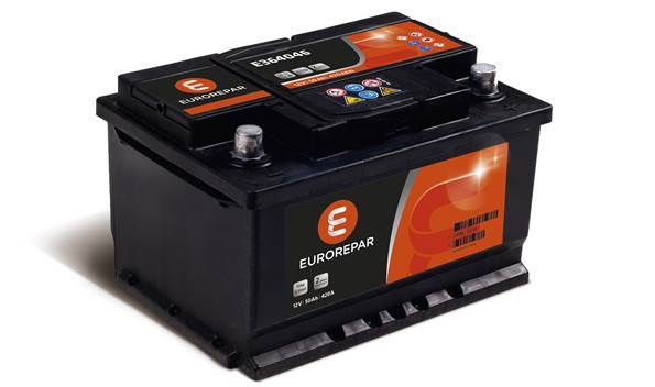 Eurorepar Акумулатор Старт / Стоп 12V 60 Ah 640 A EFB EF L2