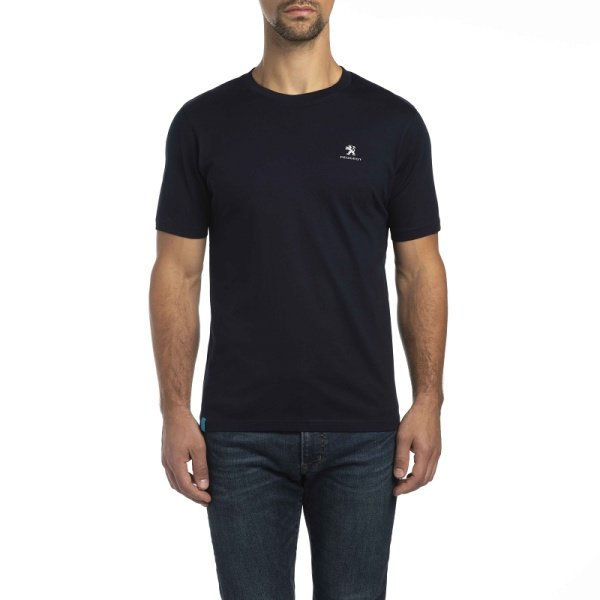 Тениска с Къс Ръкав, Мъжка, Navy H, Exclusive Peugeot
