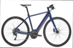 eR02 Flat Bar Powertube син - Bleu Nuit