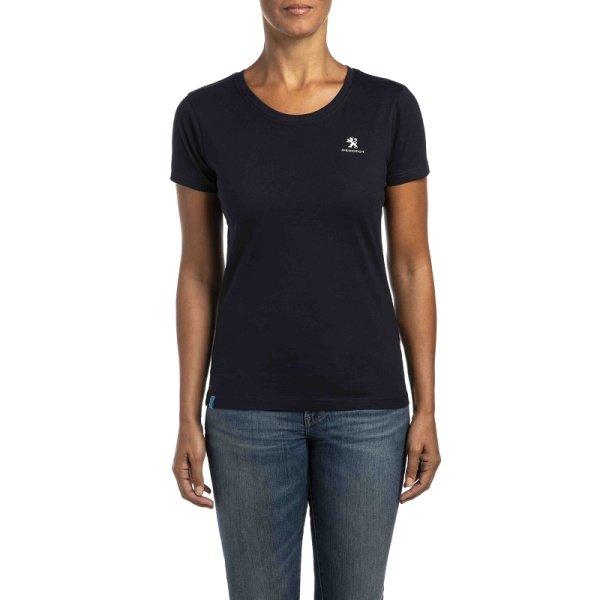 Тениска с Къс Ръкав, NAVY, дамска