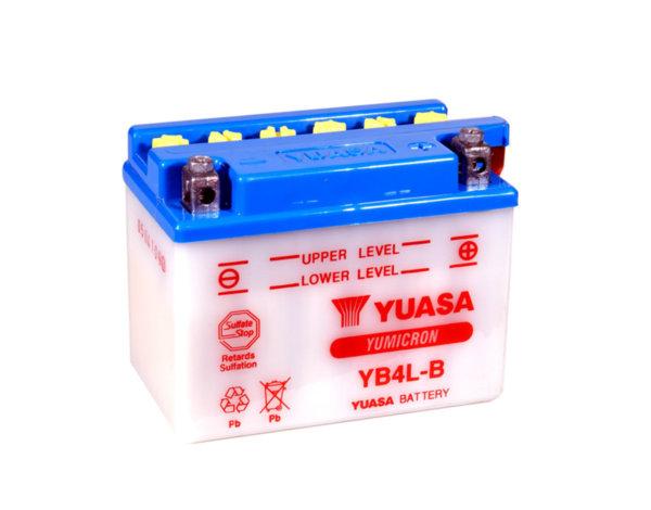 Акумулатор за мотоциклети/скутери YB4L-B 12V-4Ah