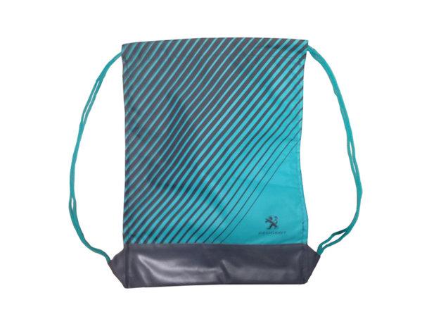 Торбичка за фитнес TURQUOISE IMPRIME 208