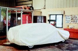 Покривало за Автомобил, универсално, PVC