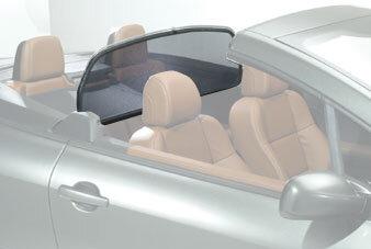Въздушeн дефлектор / ветробран - 307 с 2 врати Coupe Cabriolet