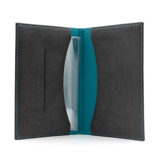 Калъф за кредитни карти SOFT TOUCH сив