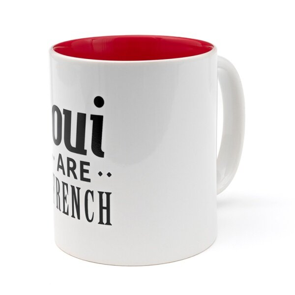 Чаша 'OUI ARE FRENCH