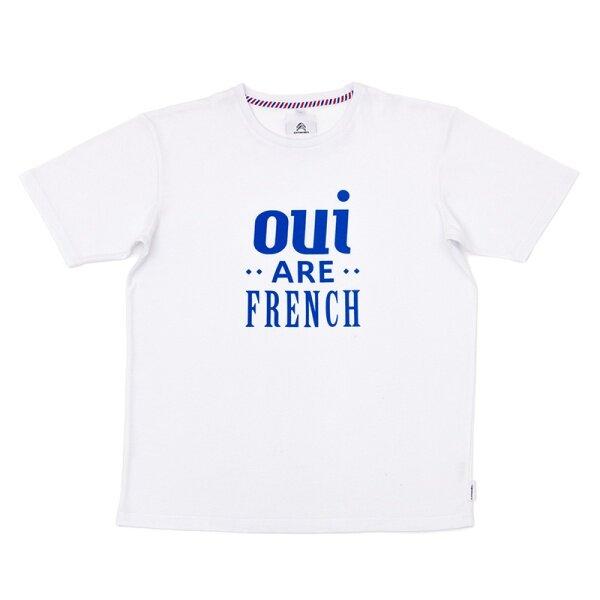 Тениска Oui Are French мъжка