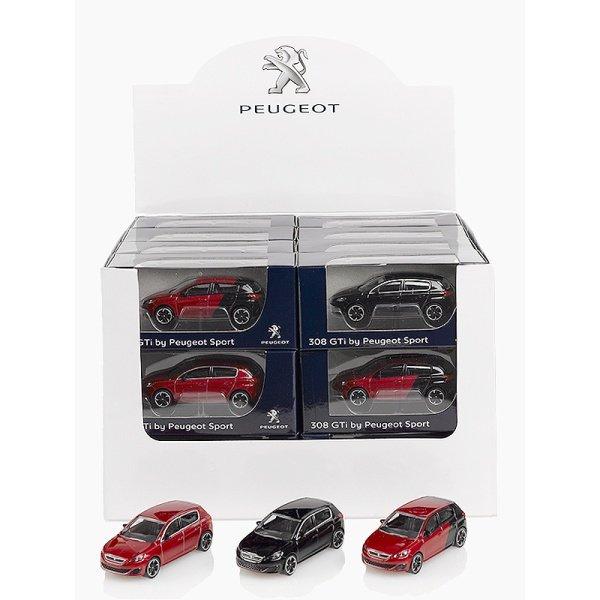 Количка 308 GTI 3 Inch