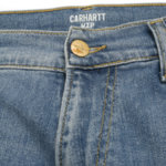 Carhartt WIP * дънки Rebel