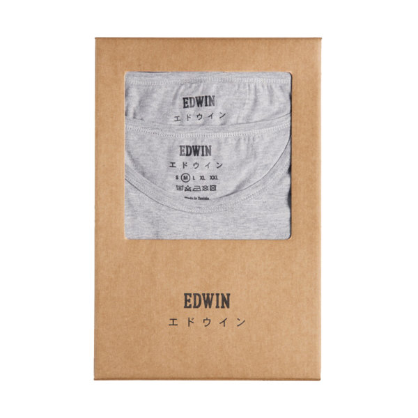 EDWIN * тениска Double Pack