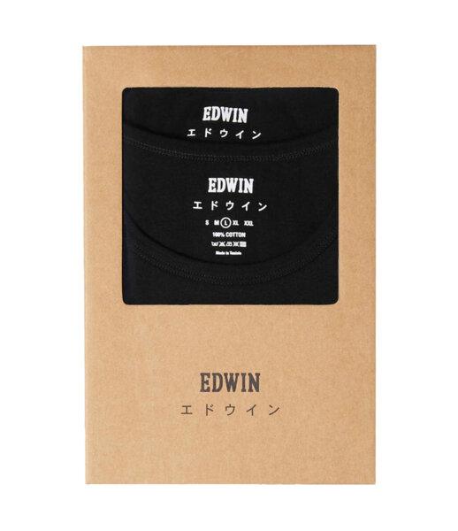 Edwin * тениски Double Pack