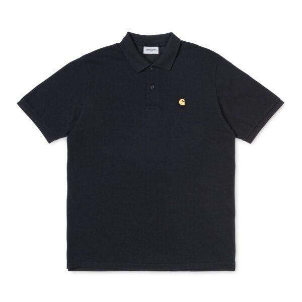 Carhartt WIP * тениска Chase Piqué Polo