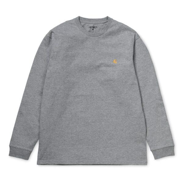 Carhartt WIP * тениска Chase L/S