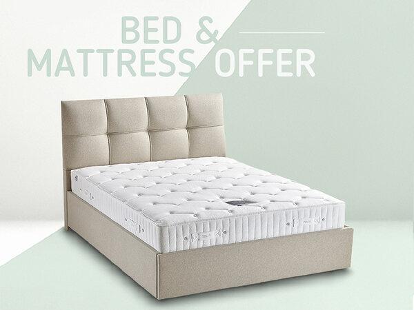 Спалня + матрак с отстъпка 20%