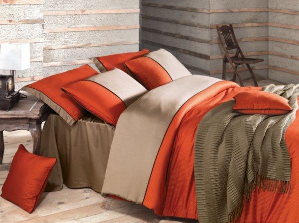Спален комплект Anette, orange