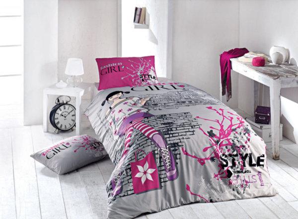 Issimo Home Спален комплект Fashion Girl