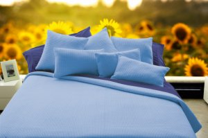 Одеяло Malta Blue