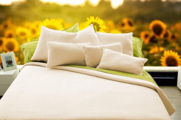 Одеяло Malta Ecru