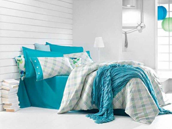 Спален комплект Sandera - Turquise