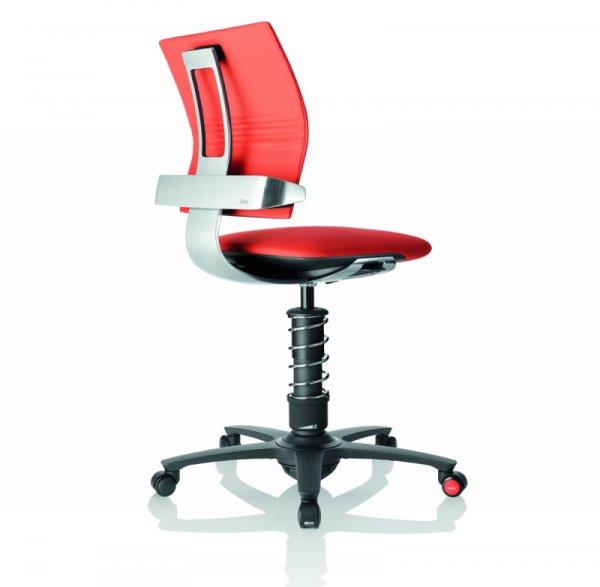 Ергономичен стол 3Dee Coral Silver Base