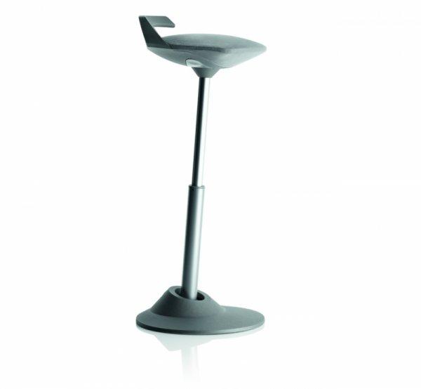Ергономичен стол Muvman Grey Silver Base