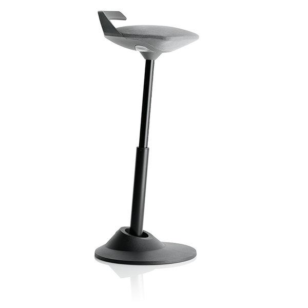 eргономичен стол Muvman Grey Black Base