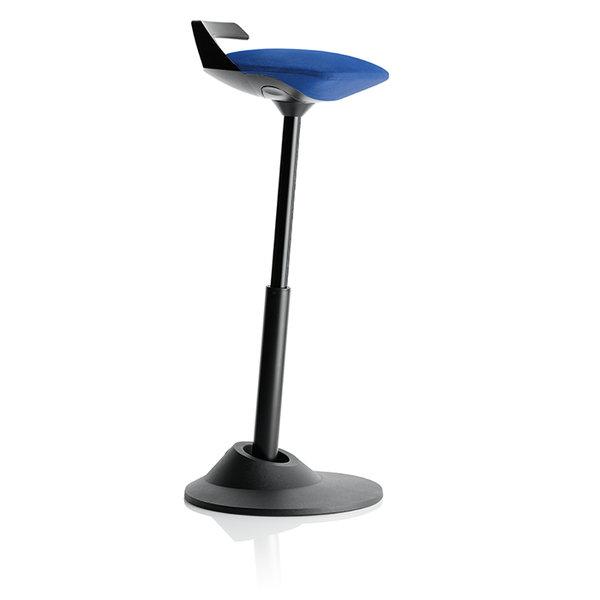 eргономичен стол Muvman Blue Black Base