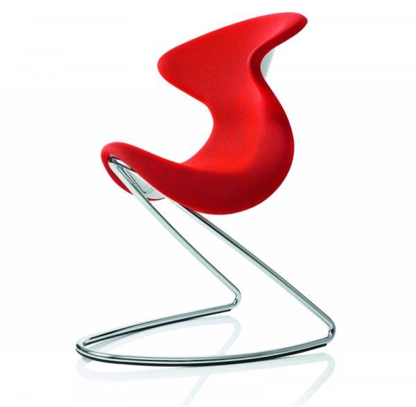 eргономичен стол Oyo red