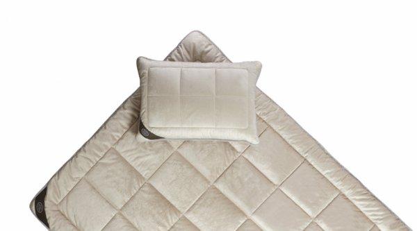 Комплект завивка и възглавница Sleep Basics