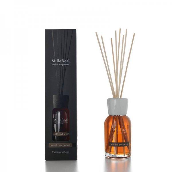 Millefiori ароматизатор дифузер за помещение Natural (Vanilla and wood)