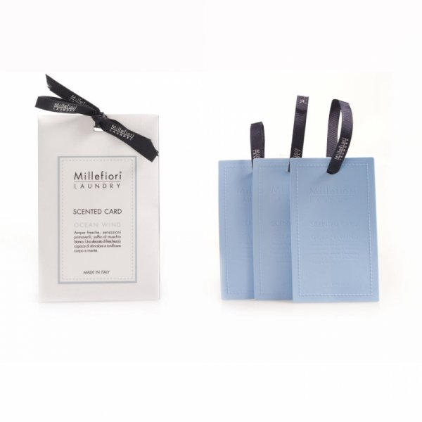 Millefiori ароматизатор за гардероб Laundry (Ocean wind)