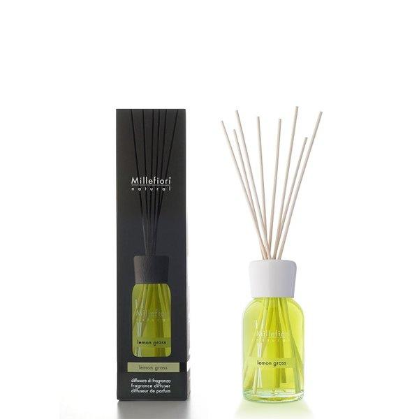 Millefiori ароматизатор дифузер за помещение Natural (Lemon Grass)