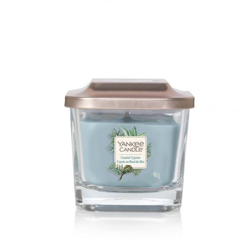 Yankee Candle ароматна свещ ELEVATION COASTAL CYPRESS small