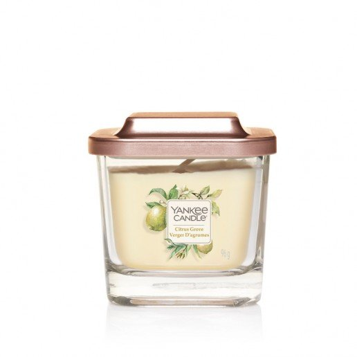Yankee Candle ароматна свещ ELEVATION CITRUS GROVE small