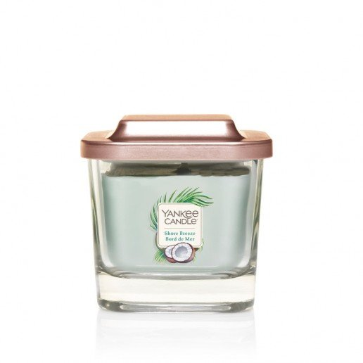 Yankee Candle ароматна свещ ELEVATION SHORE BREEZE small
