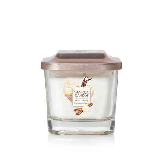 Yankee Candle ароматна свещ ELEVATION SWEET FROSTI small