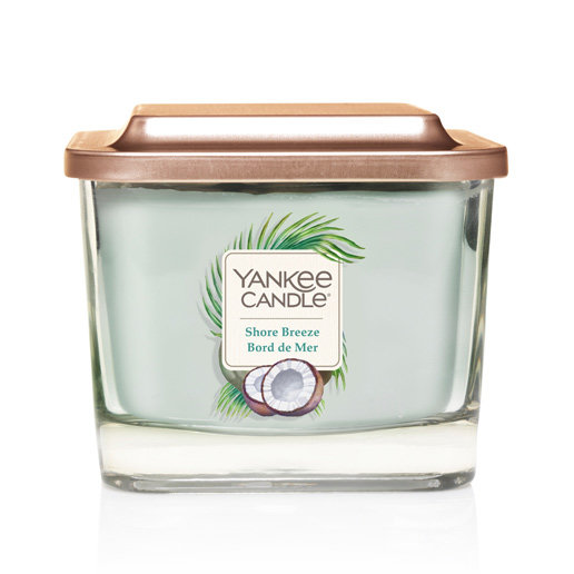 Yankee Candle ароматна свещ ELEVATION SHORE BREEZE middle