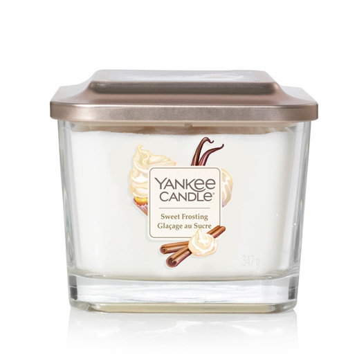 Yankee Candle ароматна свещ ELEVATION SWEET FROSTI middle