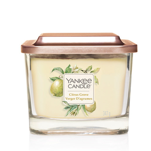 Yankee Candle ароматна свещ ELEVATION CITRUS GROVE middle