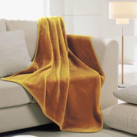Manterol Одеяло Polo Color C13 златист